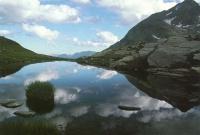 Lago Bianco, Passo del Bernina (GR) (copyright SGS)