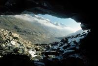 Gletschertor des Paradiesgletschers (GR) (copyright SGS)
