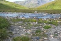 Der Rein da Sumvitg mit Sicht auf den Pizzo Coroi (copyright SGS)